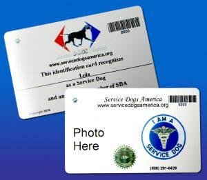 SDA Wallet Card